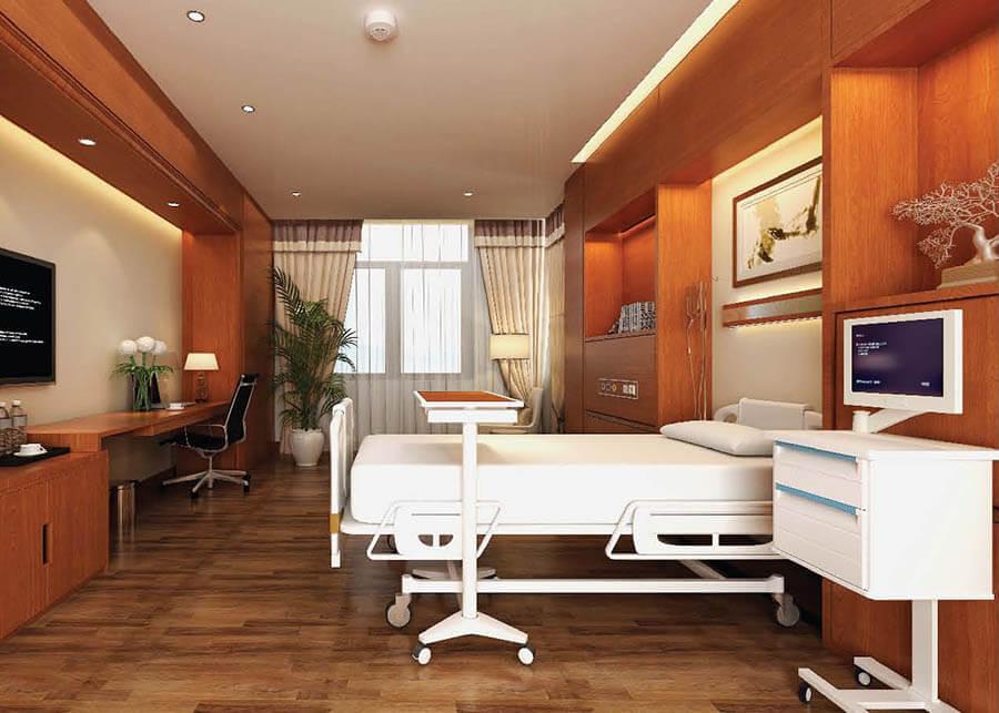 某医院室内大厅设计方案照明医院灯光设计案自己装修和设计图片