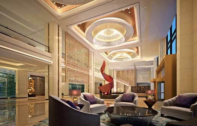 酒店照明设计改造升级,倒逼酒店照明产品升级