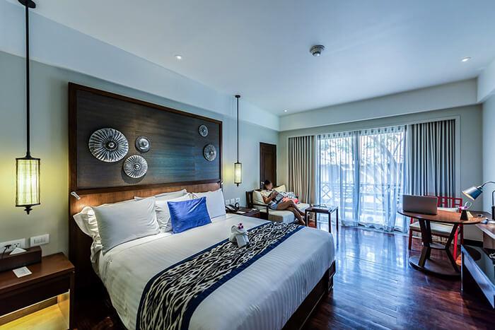酒店客房燈光設計方案