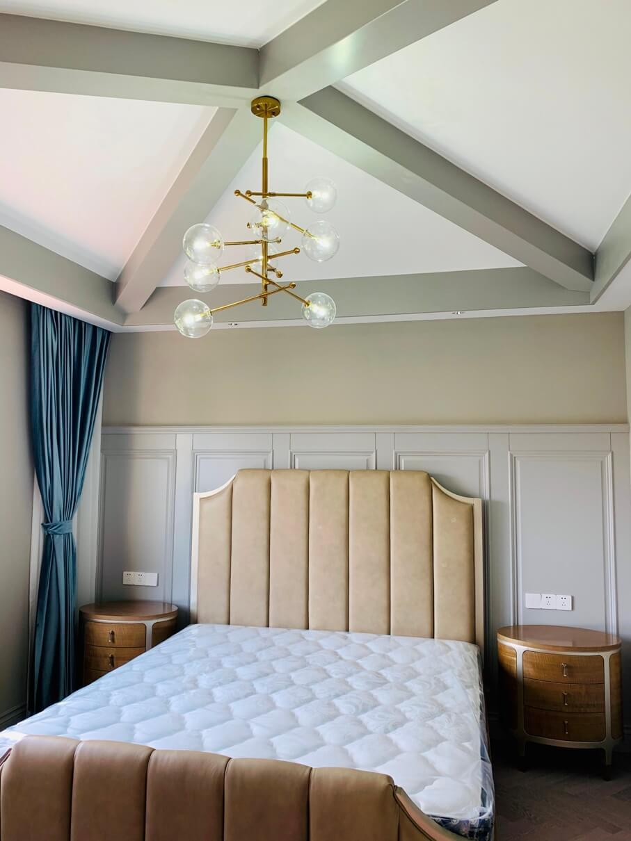苏州别墅照明设计、艺术灯配置方案
